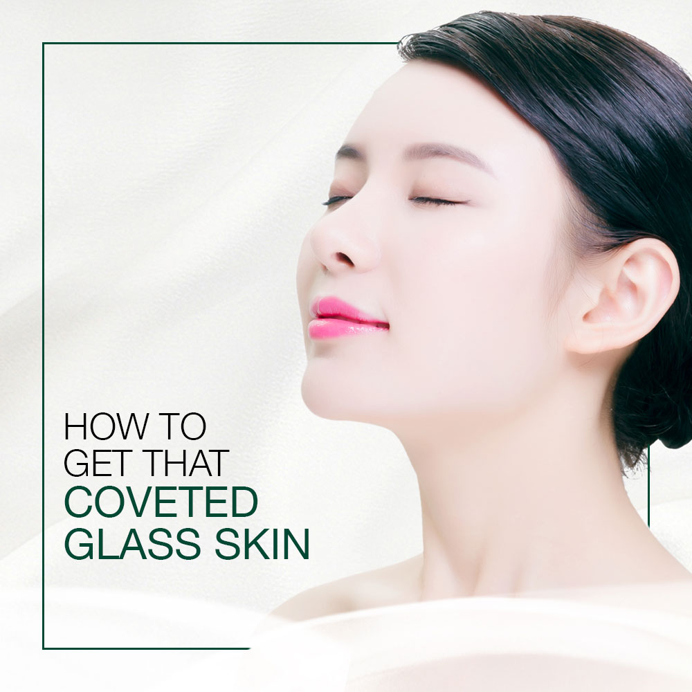 How To Get That Glass Skin Glow in 4 Easy Steps