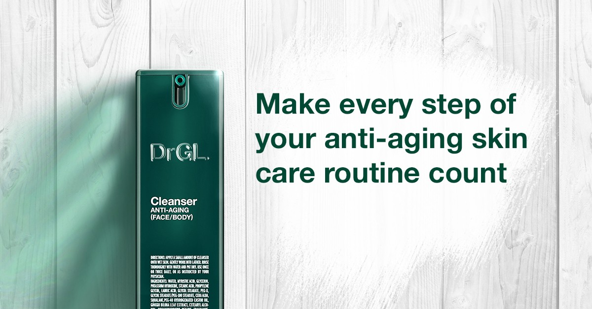 Make Every Step of Your Anti-Aging Skin Care Routine Count