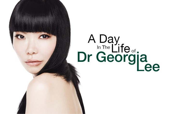 A Day In The Life Of Dr Georgia Lee