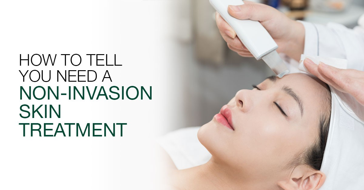 How To Tell When You Need A Non-Invasive Lifting Treatment