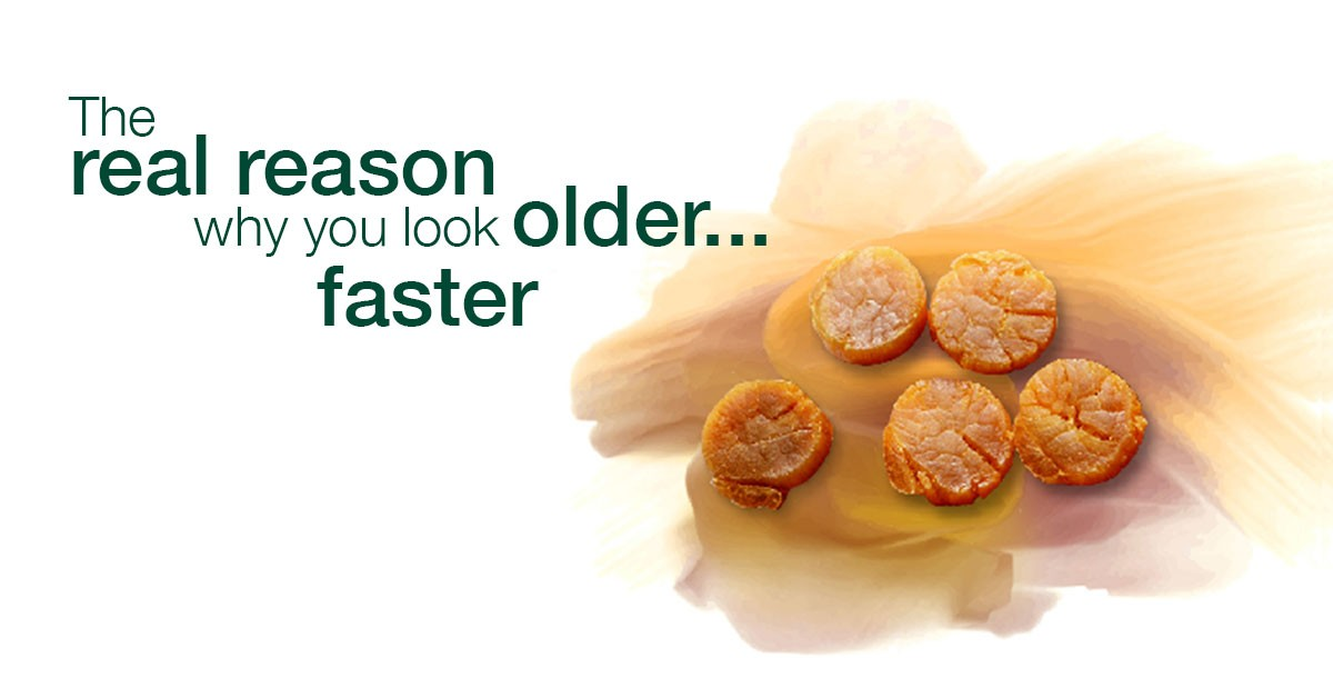 The real reason why you look older… faster