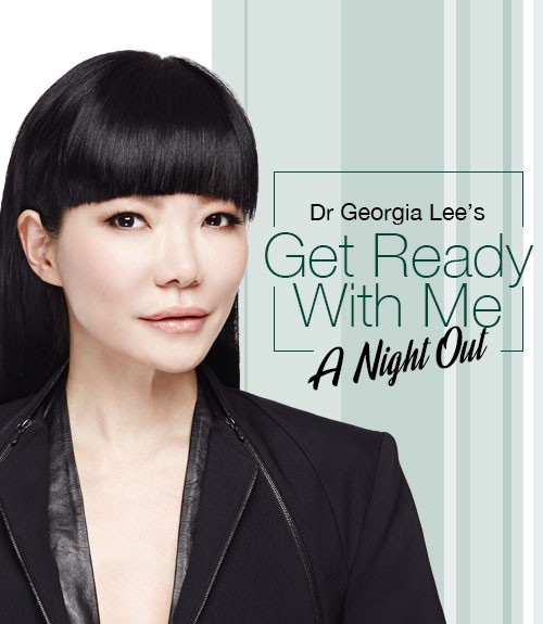 Dr Georgia Lee's Get Ready With Me: A Night Out